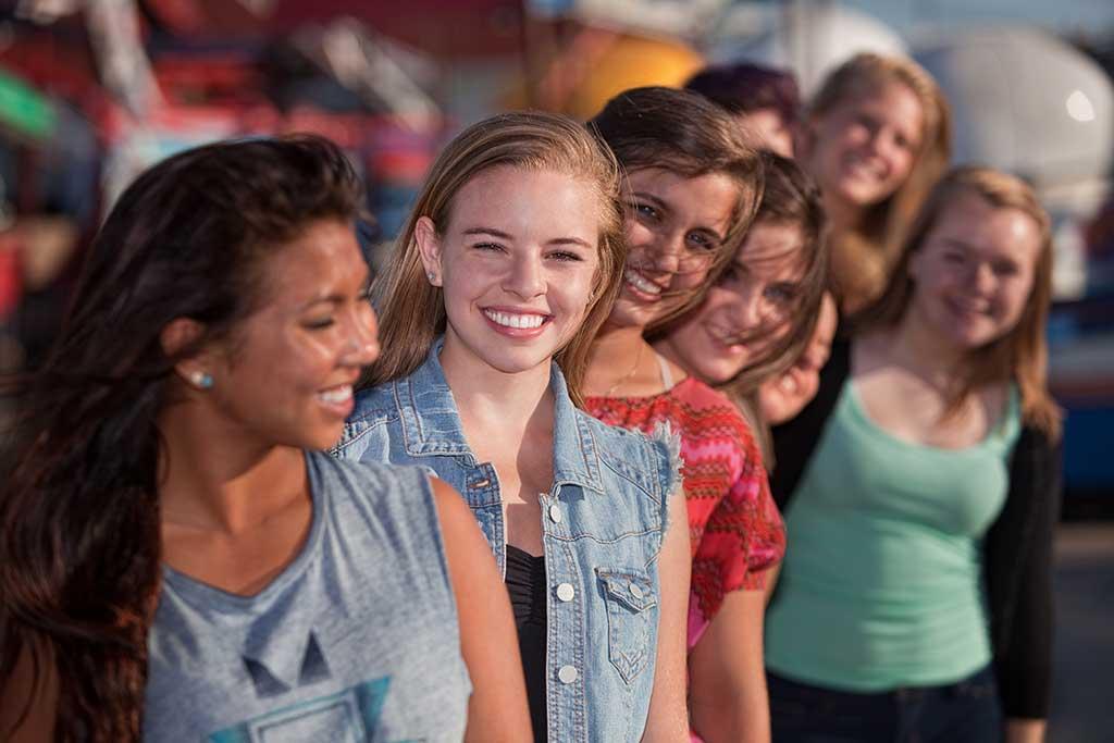 Teenager mädchen kennenlernen